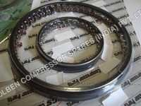 Piston Ring Set LP & HP Ingersol Rand 71T2