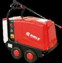 Electric Heated Hot Water High Pressure Cleaner