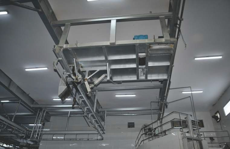 Hanging and Lifting System
