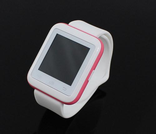 Bluetooth Smart Watch  Strap Pedometer Barometer Message SMS