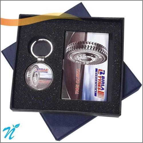 Card holder & Keychain Sets
