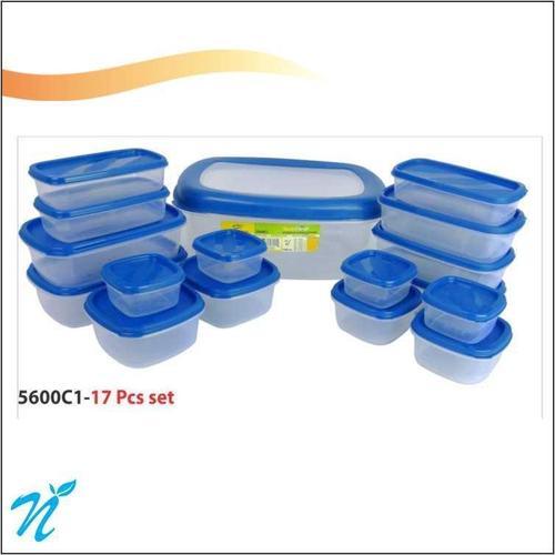 Princeware SF Packing Contr. 9900 ML (17 Pcs Set)