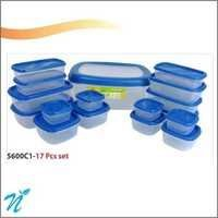 Princeware SF Packing Contr. 9900 ML (17 Pcs Set)
