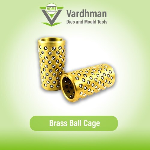 Ball Brass Cage