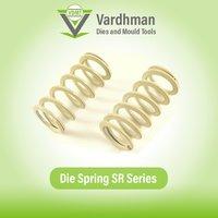 Die spring SR series