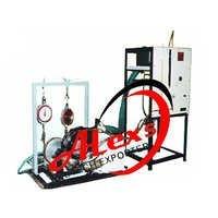 Single Cylinder Two Stroke Petrol Engine