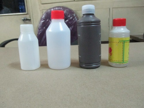 Agro Chemical Plastic Bottle