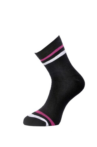 Stripy Full Cotton Socks