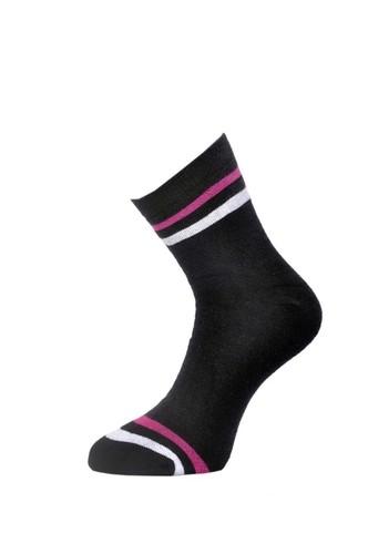 Stripy Full Cotton Socks