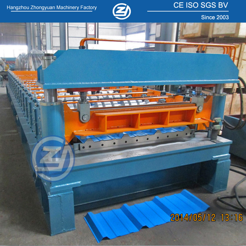 Glazed Roofing Forming Machine
