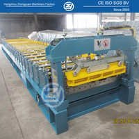 32 Roof Roll Forming Machine
