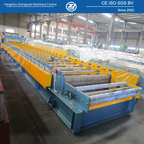 Steel Roof Profile Forming Machine