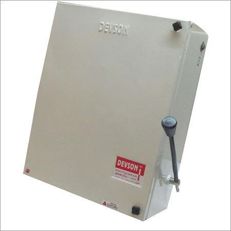 Main Switch Fuse Unit 400 A. X 415 V