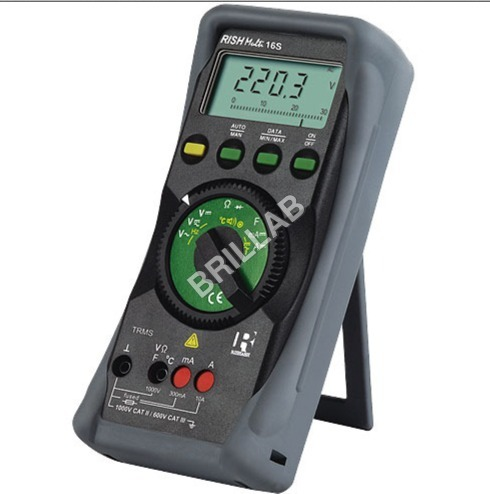 3 3/4 Digital Multimeter