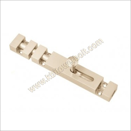 Brass Crystal Tower Bolt Type Baby Latch
