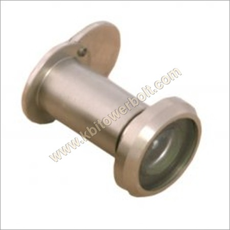 Brass Mini Door Eye With Shutter
