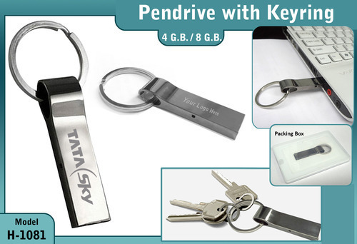 Keyring Pen Drive