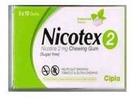 Nicotex 2 mg Cipla