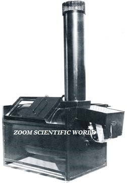 Destructor incinerator