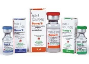 Shanvac-B Hepatitis-B Vaccine