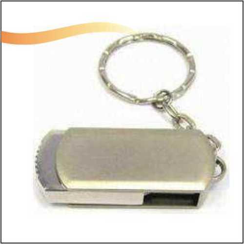 Metal Keychain Pen Drive