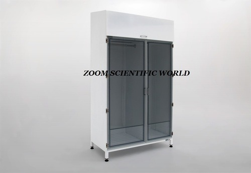 Garments storage cabinat (verticle flow)
