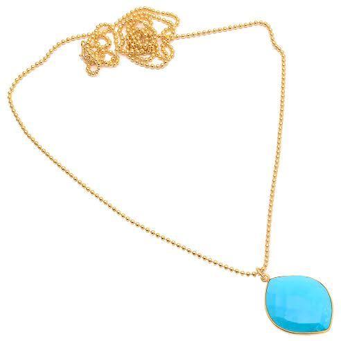 Turquoise Gemstone Pendant