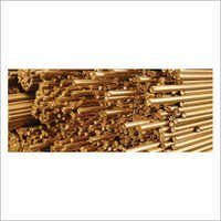 Industrial Brass Rods
