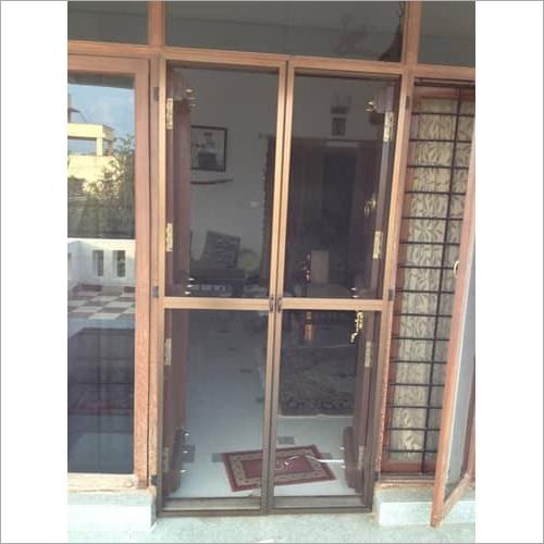 Open Able Double Door System