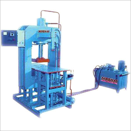 Interlocking High Pressure Paver Block Machine