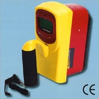 Ion Chamber Survey Meter With Beta Slide