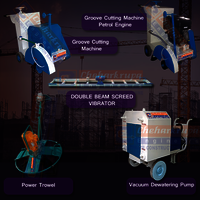 VDF Flooring Machine