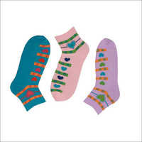Ladies Designer Socks