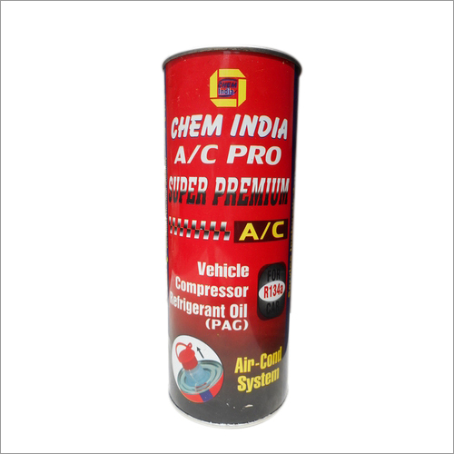 Vehicle Compressor Refrigerant Oil