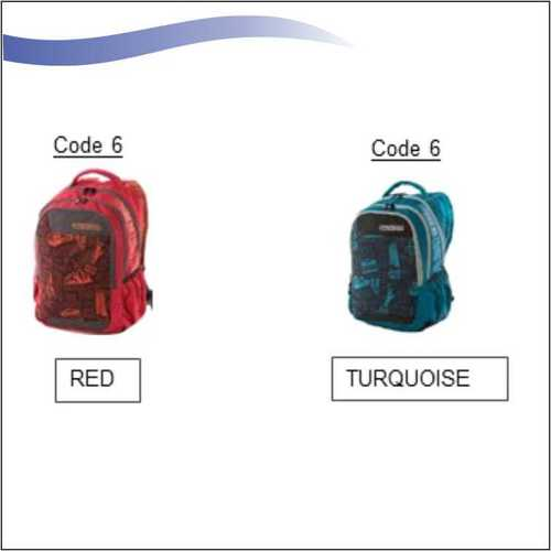 American Tourister Backpack Model No. 6