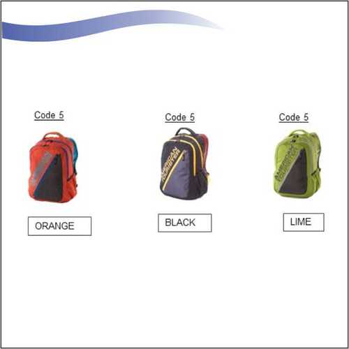 American Tourister Backpack Model No. 5