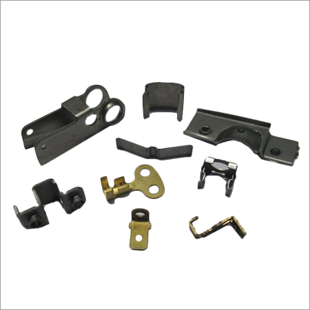 Progressive Sheet Metal Part