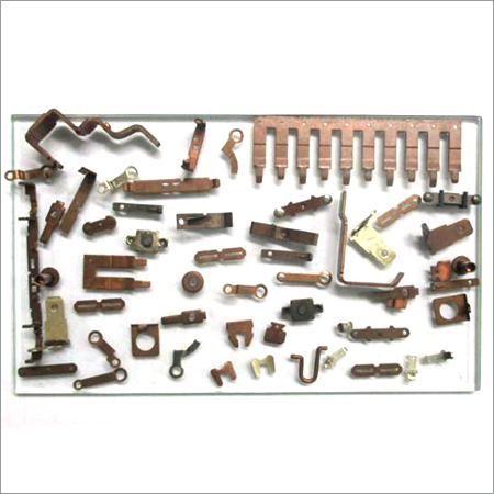 Auto Electrical Sheet Metal Components