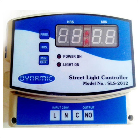 Automatic Solar Street Light Controller