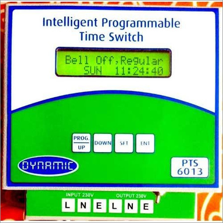 Programmable Time Switch