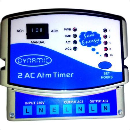 2 AC ATM Timer