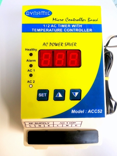 Microcontroller Based AC Power Saver