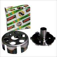Clutch Parts, bush plate for Ape Piaggio/ Alfa