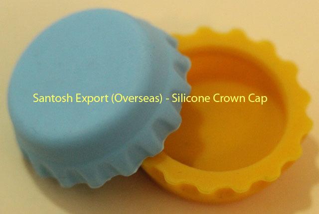 Silicone Crown Cap