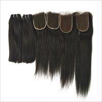Bulk human hair,