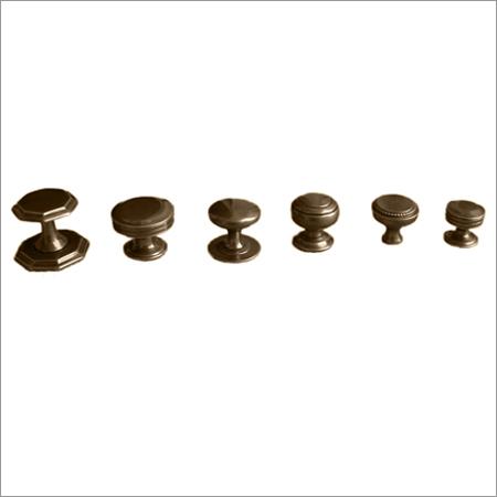 Brass Hardware Knobs