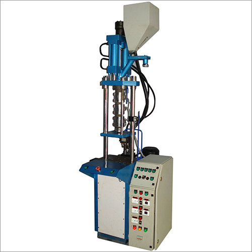 Vertical Injection Moulding Machine Without Slide