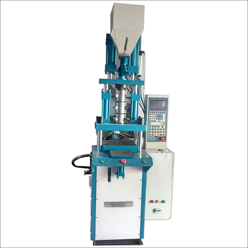 Vertical Screw Injection Moulding Machine