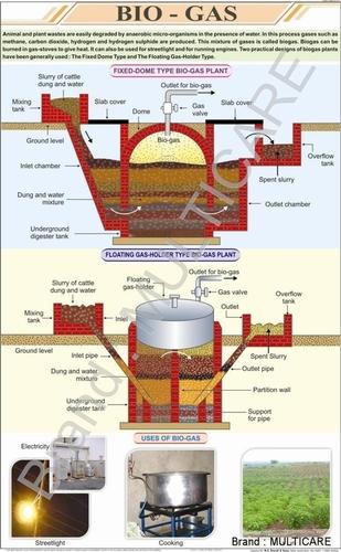 Bio – Gas Chart
