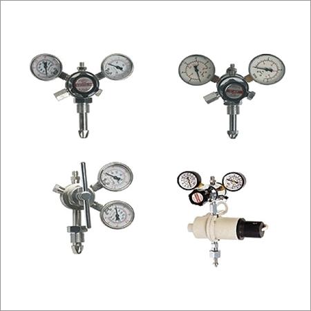 High Pressure Gas Cylinder Regulator